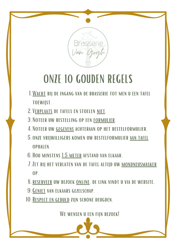 10 gouden regels