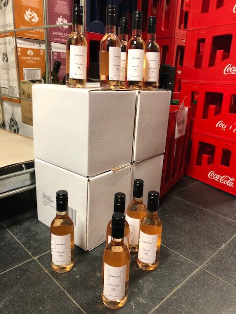 Bedankt Bier- en Wijnhuis Bertem