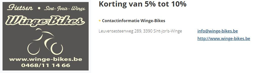 Winge bikes
