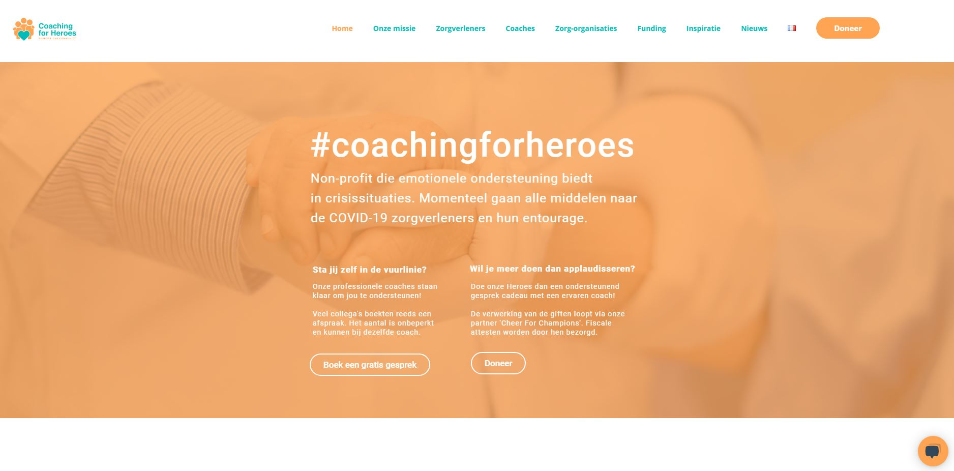 coaching for heroes